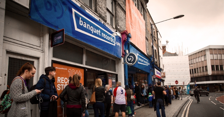 Banquet Records in Kingston-Upon-Thames