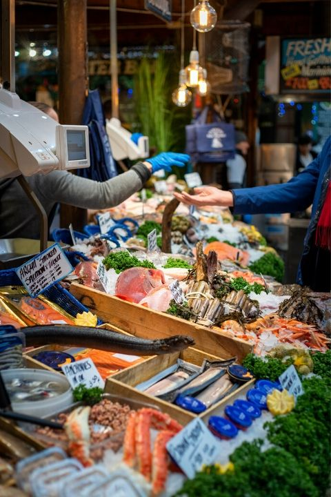 Enjoy Borough Market in London with SWR