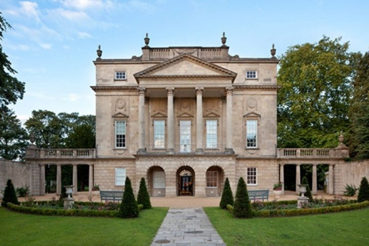 Exterior of the Holburne Museum, Bath