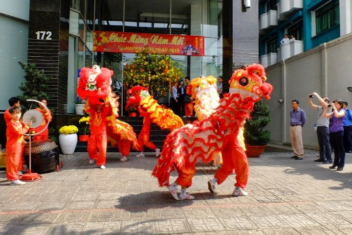 Travel to Southampton Chinese New Year Celebrations with South Western Railway