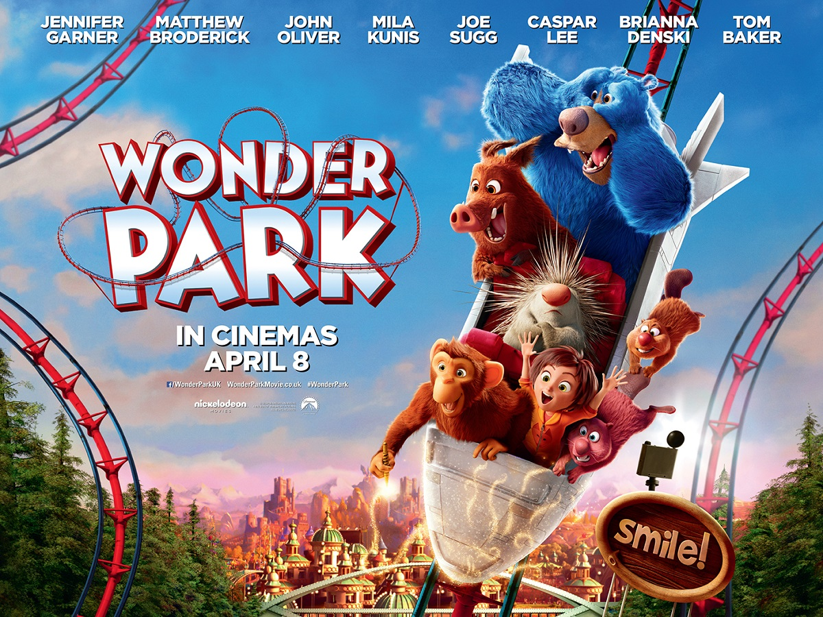 Wonder Park - the new movie coming soon