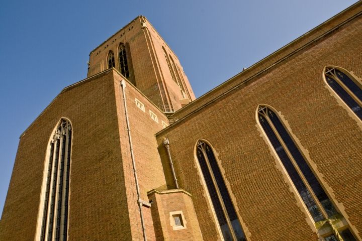Travel to Guildford Cathedral with SWR