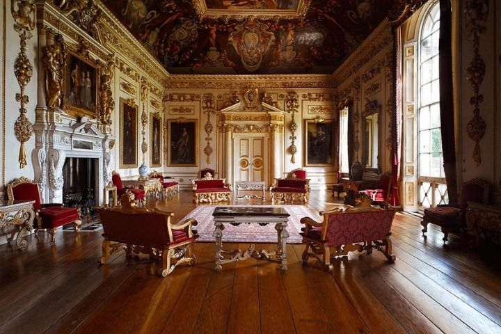 Wilton House State Rooms
