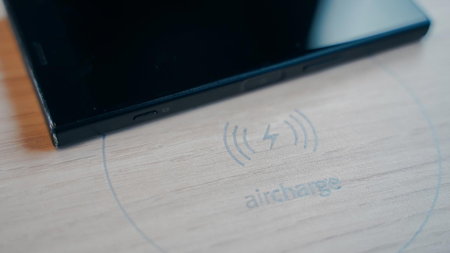 SWR First Class Aircharge