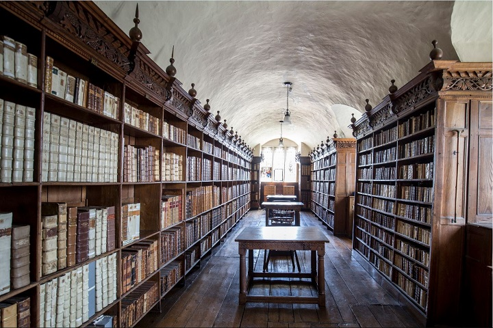 Morley Library at Winchester Cathedral
