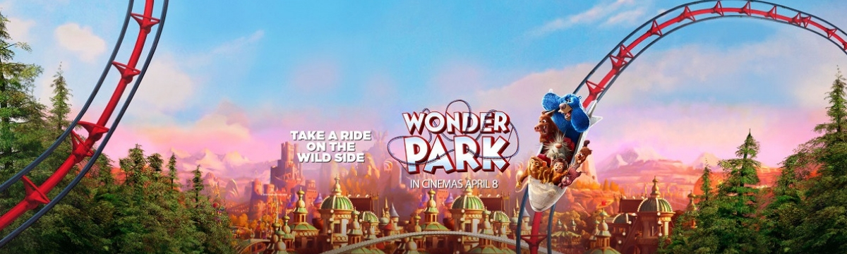 Wonder Park - Take a ride on the wild side and win the ultimate family holiday with South Western Railway