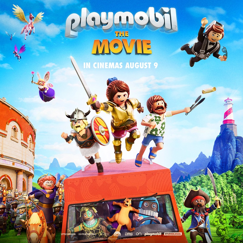 Win with Playmobil and South Western Railway