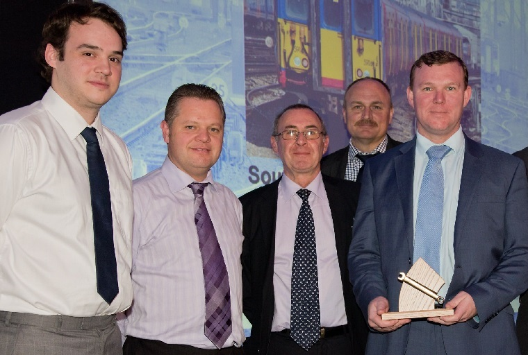South Western Railway scoops two Golden Spanners at national