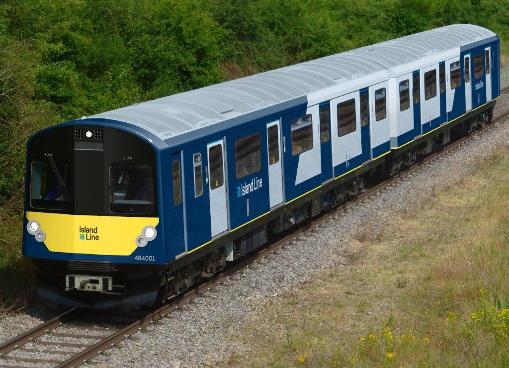 UK's oldest train fleet updated with £26m investment into Isle of Wight's railway