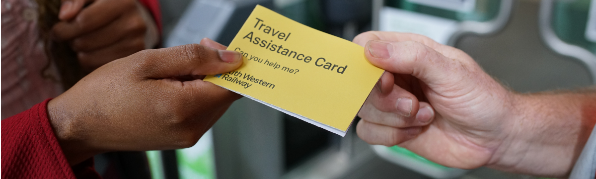 Travel assistance card