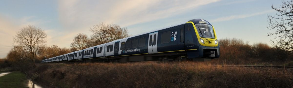New trains arriving for South Western Railway
